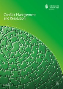 Pathway to a Masters of Conflict Management and Resolution
