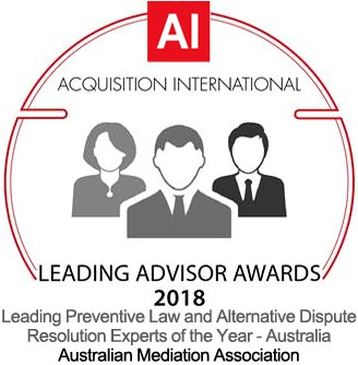 Leading Advisor Awards 2018